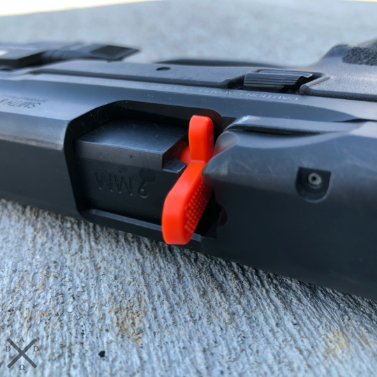 Firearms Safety Post Pistol Chamber Flag