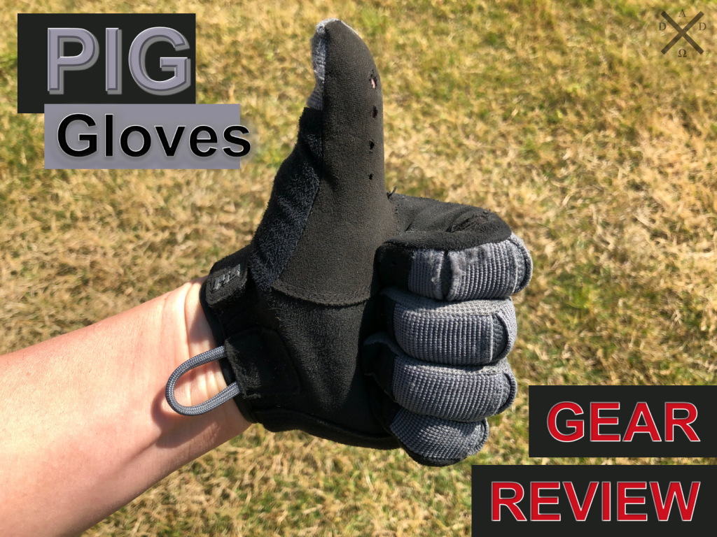 PIG Gloves | My  Favorite Shooting Gloves [GEAR REVIEW]