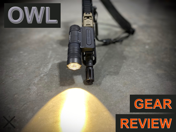 Optimized Weapon Light (OWL) [GEAR REVIEW]