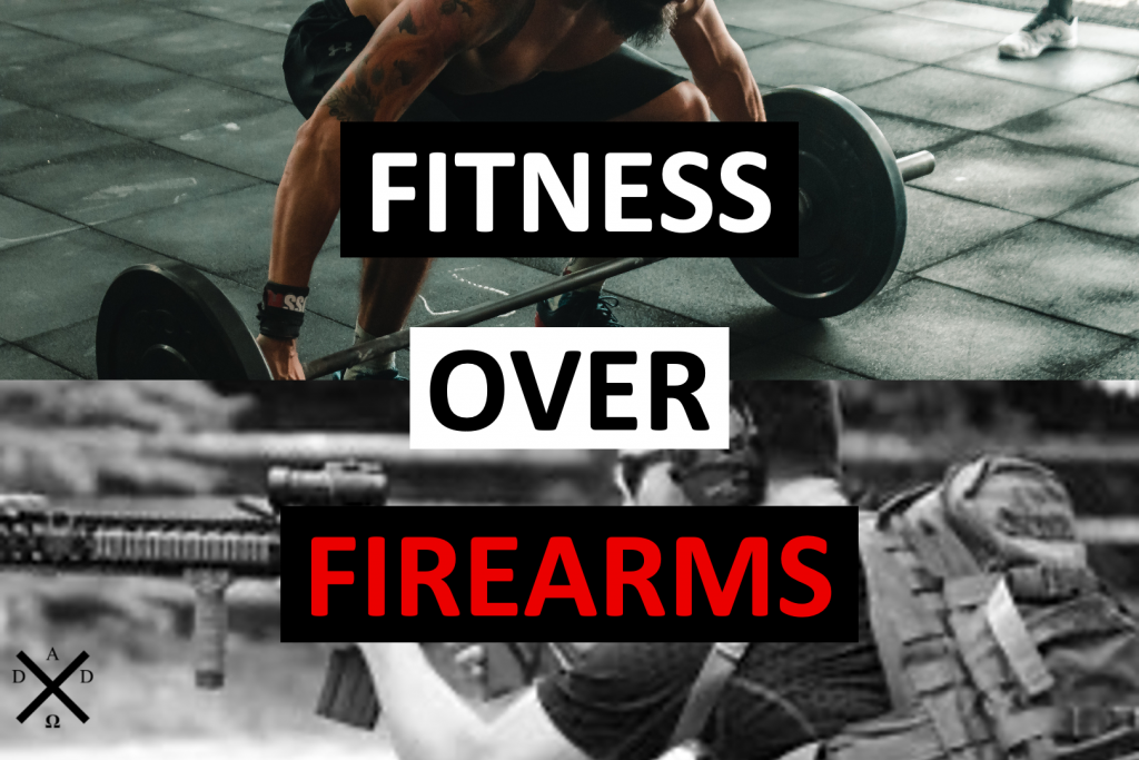 Fitness OVER Firearms