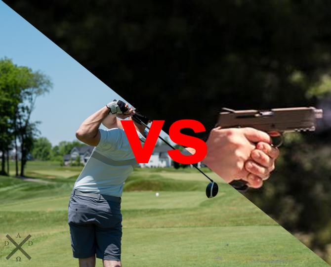 Trigger Control vs. Follow Through